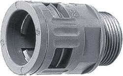 Raccord de gaine Ø intérieur: 16.50 mm LappKabel SILVYN® KLICK-GM 20x1.5/2 55501050 gris (RAL 7001) M20 droit 1 pc(s)