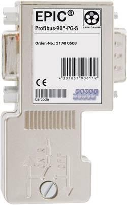 Connecteurs EPIC® Data PROFIBUS à 90° à visser 1 pc(s) LappKabel EPIC® ED-PB-90-S 21700504