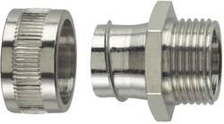 Raccord de gaine Ø intérieur: 13 mm HellermannTyton SC16-FM-M20 166-30303 métal droit 1 pc(s)