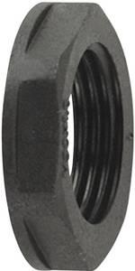 Contre-écrou HellermannTyton ALPA-M16 166-50134 noir 1 pièce