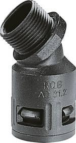 Raccord de gaine Ø intérieur: 6.50 mm LappKabel SILVYN® KLICK 45°B IP66 12x1,5 GY 55502852 gris M12 45° 1 pc(s)
