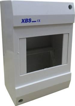 Coffret électrique en saillie MK4 612568 Nbr d'emplacements total=4 Nbr de rangées = 1
