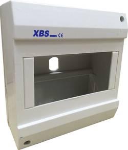 Coffret électrique en saillie MK6 612569 Nbr d'emplacements total=6 Nbr de rangées = 1