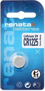 Pile bouton CR 1225 lithium Renata 48 mAh 3 V 1 pc(s)
