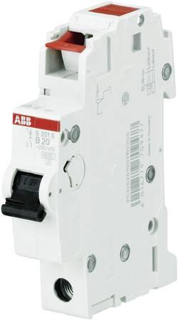Disjoncteur ABB 2CDS251002R0165 2CDS251002R0165 1 pôle 16 A
