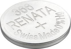 Pile bouton 366 oxyde d'argent Renata 47 mAh 1.55 V 1 pièce