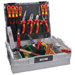 Mallette à outils d'électricien Sortimo L-Boxx 23 pcs.