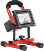 Projecteur à LED Baustrahler 10 W Ampercell