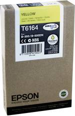 Epson cartouche d'encre / encre T6164, C13T616400, jaune, d'origine