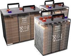 Batterie au plomb 6 V 302 Ah GNB Classic EB 6310 plomb-acide (l x h x p) 381 x 358 x 204 mm raccord à vis M8 entretien f