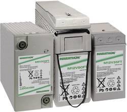 Batterie au plomb 6 V 200 Ah GNB Marathon M 6 V 200 FT plomb (AGM) (l x h x p) 132 x 250 x 361 mm raccord à vis M6 sans