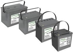 Batterie au plomb 12 V 66.6 Ah GNB Marathon XL12V70 plomb (AGM) (l x h x p) 262 x 223 x 172 mm raccord à vis M6 sans ent