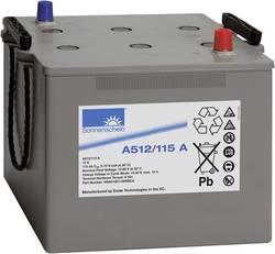 Batterie au plomb 12 V 115 Ah GNB Sonnenschein A512/115 A plomb-gel (l x h x p) 286 x 230 x 269 mm pôle conique sans ent