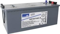 Batterie au plomb 12 V 140 Ah GNB Sonnenschein A512/140 A plomb-gel (l x h x p) 513 x 223 x 223 mm pôle conique sans ent