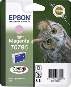 Cartouche d'encre Epson T0796 magenta clair C13T07964010