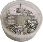Assortiment d'embouts simples 500 pièces