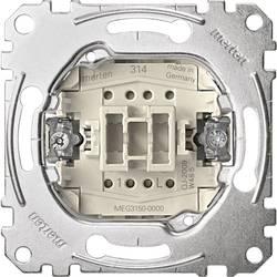 Bouton-poussoir Merten MEG3150-0000 System M, System surface, Aquadesign