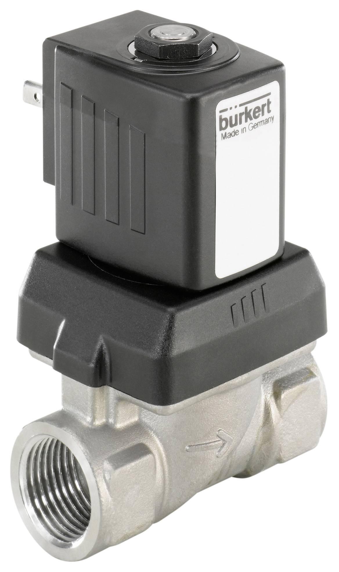 Vanne /à servocommande B/ürkert 221609 230 V//AC manchon G 1//2 1 pc s