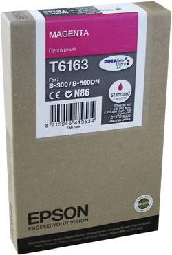 Epson cartouche d'encre / encre T6163, C13T616300, magenta, d'origine