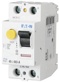 Interrupteur différentiel Eaton FI - Schutzschalter 2polig 25A 236744 2 pôles 25 A 230 V