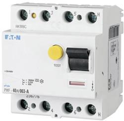 Interrupteur différentiel Eaton FI - Schutzschalter Moeller 4 polig 63A 236780 4 pôles 63 A 400 V