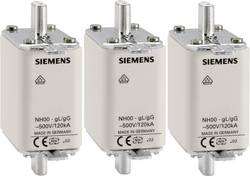Fusible NH Siemens 3NA3805 Taille du fusible=000 16 A 500 V/AC, 250 V/AC