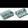 Connecteur d'alimentation femelle, droit WAGO 770-765 25 A Nbr total de pôles: 5 vert clair Série WINSTA MIDI 100 pc(s)