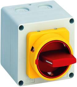 Commutateur à cames Sälzer M220-61199-117M4 20 A 1 x 90 ° jaune, rouge 1 pc(s)