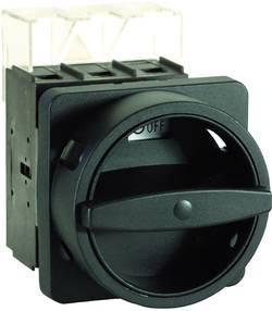 Interrupteur sectionneur Sälzer H412-41300-033N1 125 A 1 x 90 ° noir 1 pc(s)