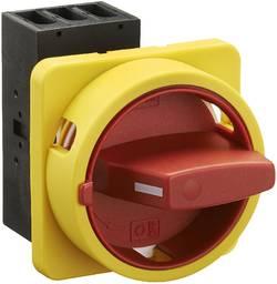 Interrupteur sectionneur Sälzer H220-41300-033M4 25 A 1 x 90 ° jaune, rouge 1 pc(s)