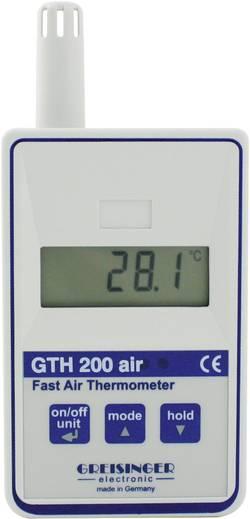 Thermomètre ambiant Etalonné selon ISO Greisinger GTH 200 AIR 601863