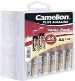 Pile LR06 (AA) alcaline(s) Camelion 11112406 Plus LR06 2800 mAh 1.5 V 24 pc(s)