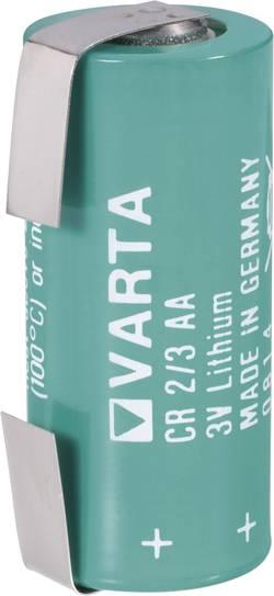 Pile spéciale CR 2/3 AA LF lithium Varta 6237 cosses à souder en U 3 V 1350 mAh 1 pc(s)