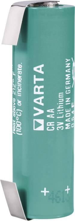 Pile spéciale CR AA LF lithium Varta 6117 cosses à souder en U 3 V 2000 mAh 1 pc(s)