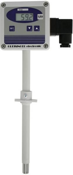 Transmetteur de mesure d'humidité Etalonné selon DAkkS Greisinger GRHU-1K-MP 603370