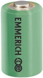 Pile spéciale 1/2 LR6 lithium Emmerich 651240 3.6 V 1200 mAh 1 pc(s)