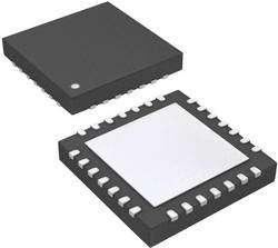 Microcontrôleur embarqué Microchip Technology PIC24FJ64GA102-I/ML QFN-28 (6x6) 16-Bit 32 MHz Nombre I/O 21 1 pc(s)