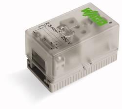 Module d'alimentation câble rond - câble plat WAGO 896-231 gris 10 pc(s)