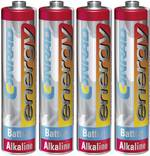 Pile LR03 (AAA) alcaline(s) Conrad energy Extreme Power LR03 1.5 V 4 pc(s)