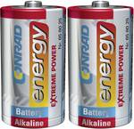 Pile LR20 alcaline(s) Conrad energy Extreme Power LR20 1.5 V 2 pc(s)