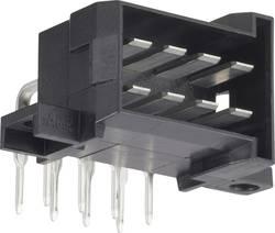 Boîtier mâle (platine) série J-P-T TE Connectivity 828801-3 embase mâle horizontale Nbr total de pôles 8 Pas: 5.60 mm 1