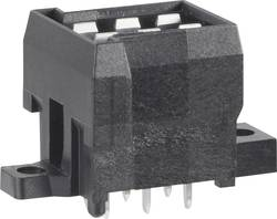 Boîtier mâle (platine) série J-P-T embase mâle verticale 10 pôles TE Connectivity 963357-4 Pas: 5.60 mm 1 pc(s)