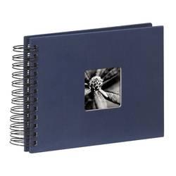 """Album à spirale """"Fine Art"""", bleu, 24x17/50"""