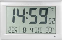 Horloge murale radiopilotée Jumbo Conrad KW9075