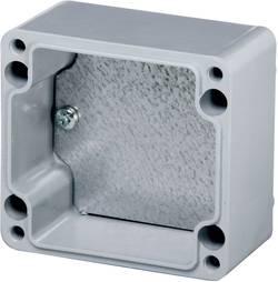 Plaque de montage Fibox 9511149 (L x l) 146 mm x 146 mm Tôle d'acier 1 pc(s)