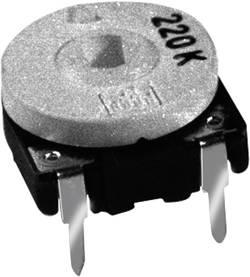 Trimmer à film de carbone 100 Ω TT Electronics AB 21540005 réglage vertical linéaire 0.15 W 1 pc(s)