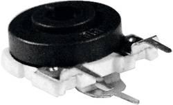 Trimmer Cermet 1 MΩ AB Elektronik 2041472705 réglage horizontal linéaire 1 W 1 pc(s)