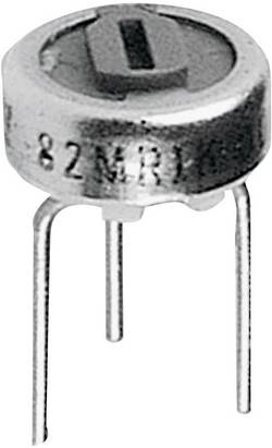 Trimmer Cermet 500 Ω 2046001401 réglage vertical hermétique linéaire 0.5 W 1 pc(s)