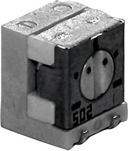 Trimmer Cermet 100 Ω 2800587025 réglage horizontal linéaire 0.25 W 1 pc(s)