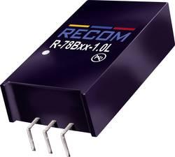 Convertisseur CC/CC pour circuits imprimés RECOM R-78B15-1.0L Nbr. de sorties: 1 x 32 V/DC 15 V/DC 1 A 15 W 1 pc(s)